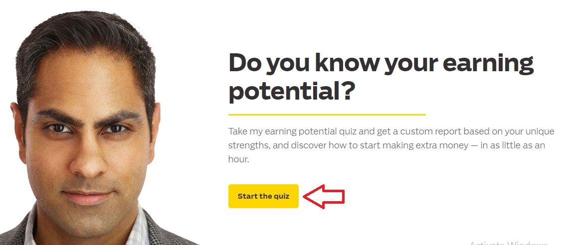 Lead Quizzes by Ramit - Digishuffle