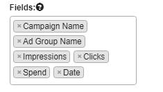 Bing_Fields for Google Analytics Upload